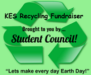 KES Student Council Recycling Fundraiser Video